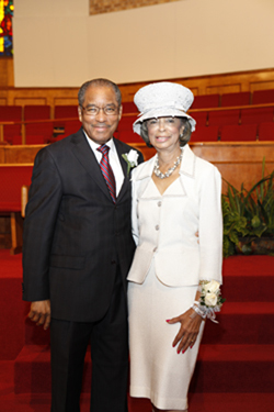FIRST MISSIONARY BAPTIST CHURCH OBSERVES ITS 36TH PASTORAL ...